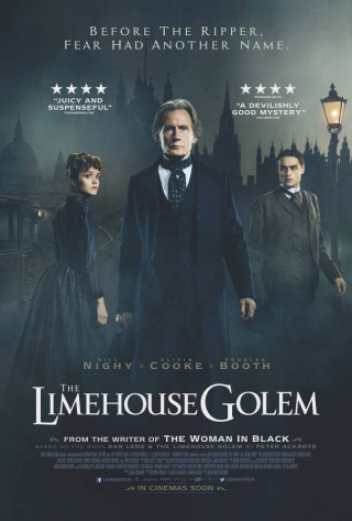 Thelimehousegolem
